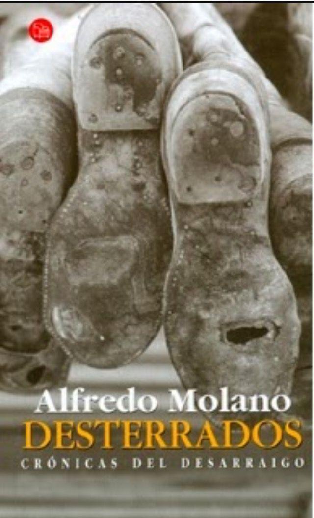 Desterrados Crónicas del Desarraigo  Alfredo Molano Colombia