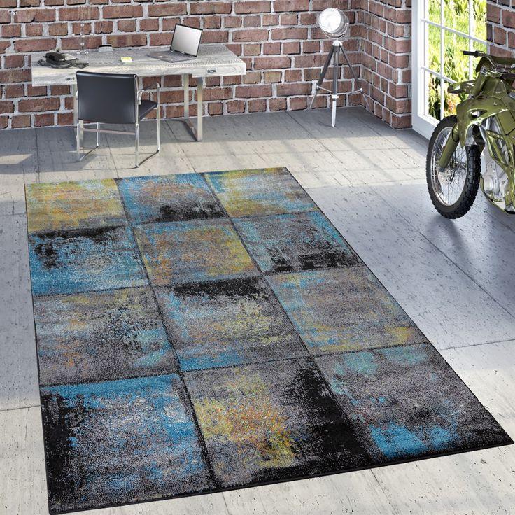 Die besten 25+ Gelbe Teppiche Ideen auf Pinterest Gelbe akzente - moderne teppiche fur wohnzimmer