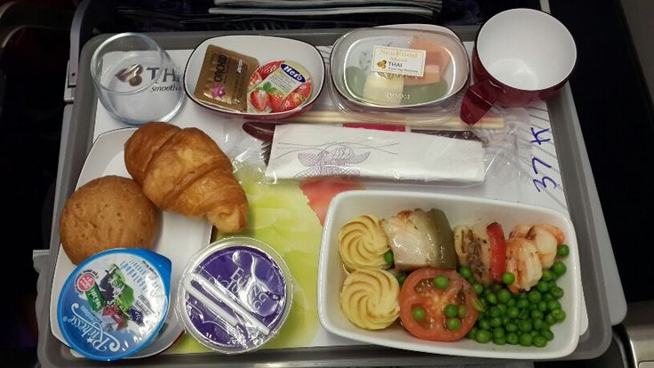 25 b sta airline meal id erna p pinterest for Air thai cuisine
