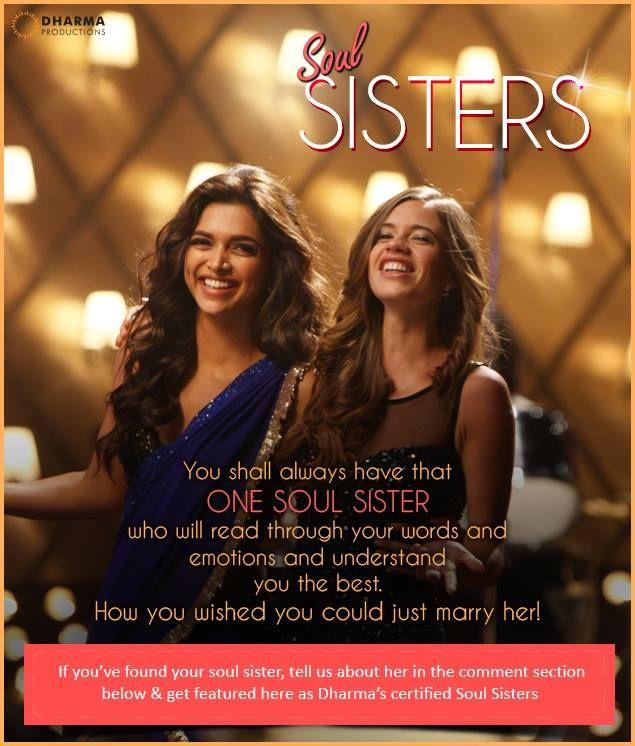 Soul Sisters- Naina & Aditi