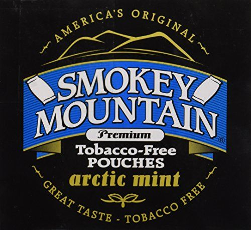 "Smokey Mountain Snuff 10 Can Box 1oz cans(Arctic Mint Pouches):   Is Smokey Mountain Safe? Smokey Mountain is considered a safe alternative to smokeless tobacco. Smokey Mountain follows FDA guidelines, and only uses FDA approved ""food grade"" ingredients. Smokey Mountain is manufactured in an inspected food grade manufacturing facility. What are the Ingredients? Smokey Mountain Snuff - Molasses, corn silk, water , glycerine, salt, flavor/oil (e.g., wintergreen), red clover, sodium bicar..."