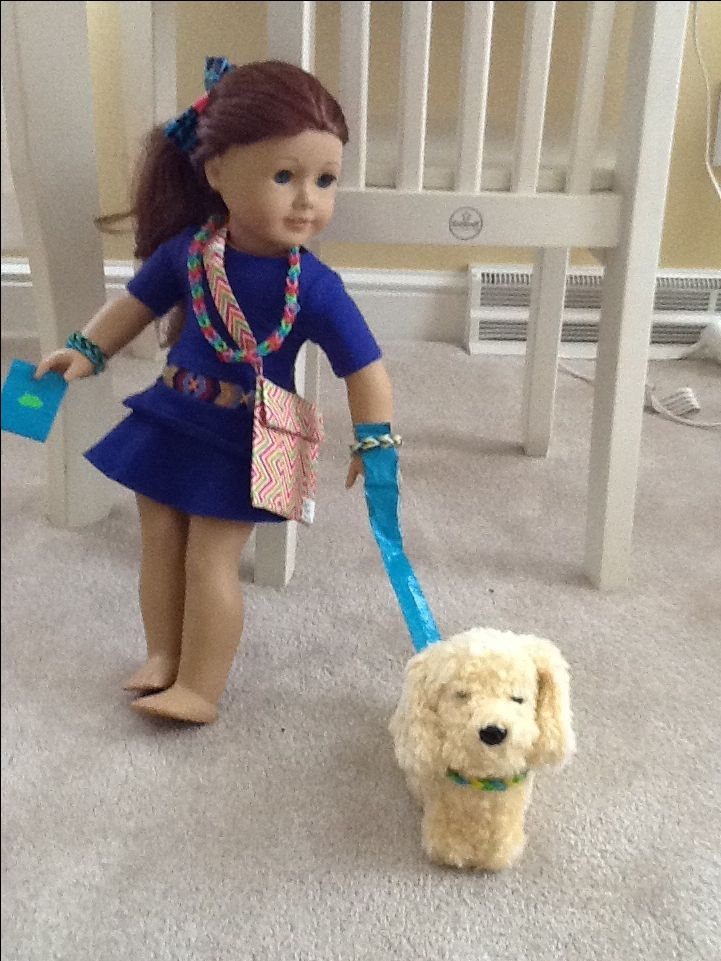 Rainbow Loom Dog Collar 1000+ images about Ame...