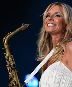 According to Candy Dulfer Locoparasaxo stands are top ...