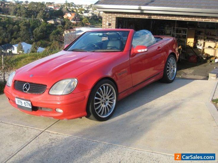 Mercedes Benz SLK 230 Kompressor 2002 #mercedesbenz #slk230kompressor #forsale #australia