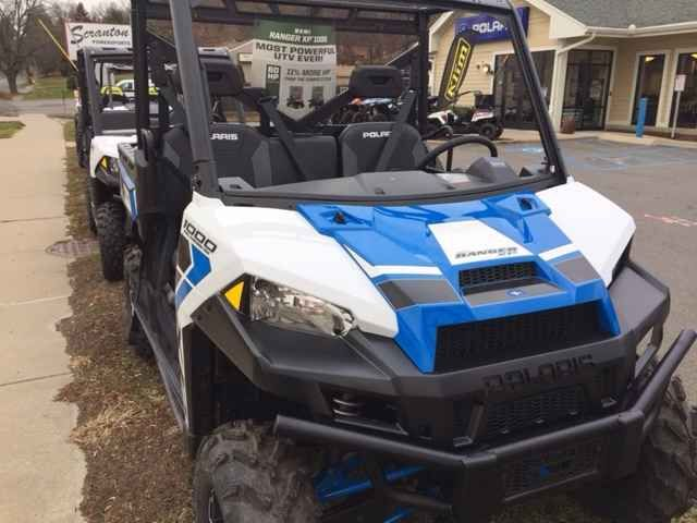 New 2017 Polaris RANGER XP 1000 ATVs For Sale in Connecticut. 2017 POLARIS RANGER XP 1000,