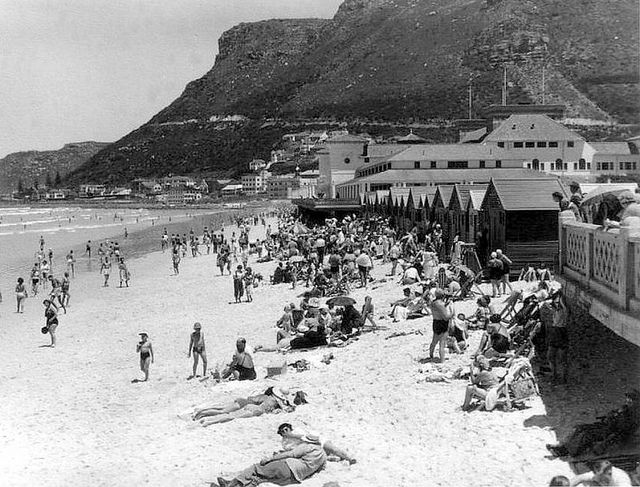 Muizenberg 1955| Flickr - Photo Sharing!