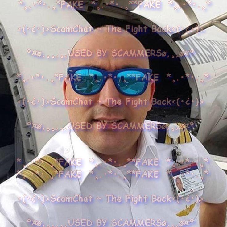 SCOTT BONDNER.. #FAKE USING THE STOLEN PICTURES OF REAL @TurkishAirlines PILOT EVREN TURAN #romance #scam #love http://scamhatersutd.blogspot.co.uk/2017/06/scott-bondner-fake-using-evren-turan.html