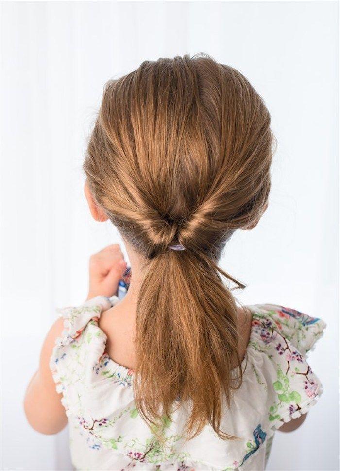 1001 Schone Frisuren Fur Madchen Zum Nachstylen Kinderfrisuren Mittellange Haare Frisuren Einfach Lockige Frisuren
