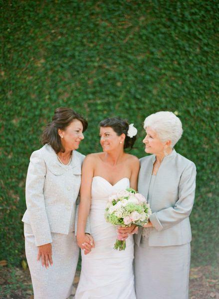 Roupa para mãe e avó de noiva