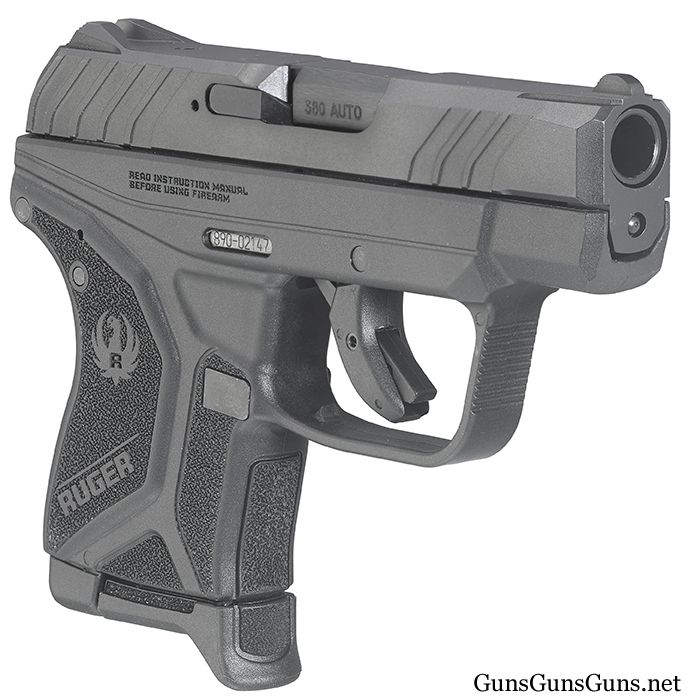 The Ruger LCP II. Chambered in .380 ACP.Loading that magazine is a pain! Get your Magazine speedloader today! http://www.amazon.com/shops/raeind