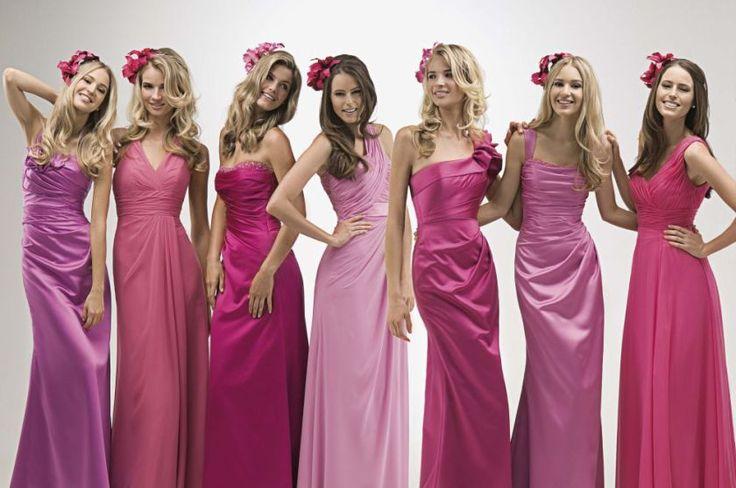 Платья для подружек невесты - на что обратить при выборе  Одинаковые платья для подружек невесты – самое актуальное направление свадебной моды. Так удается продолжить образ невесты и украсить любую свадьбу.