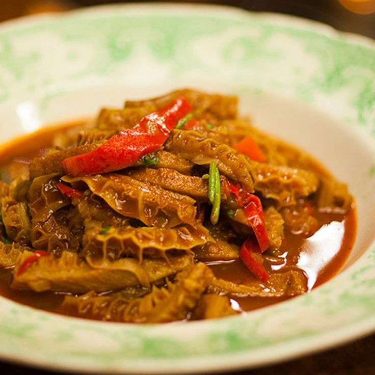 Try this West Indian Style Tripe recipe by Chef Adrian Richardson. This recipe is from the show Secret Meat Business.