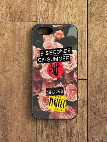 5sos 5 Second Of Summer iPhone 5S Case
