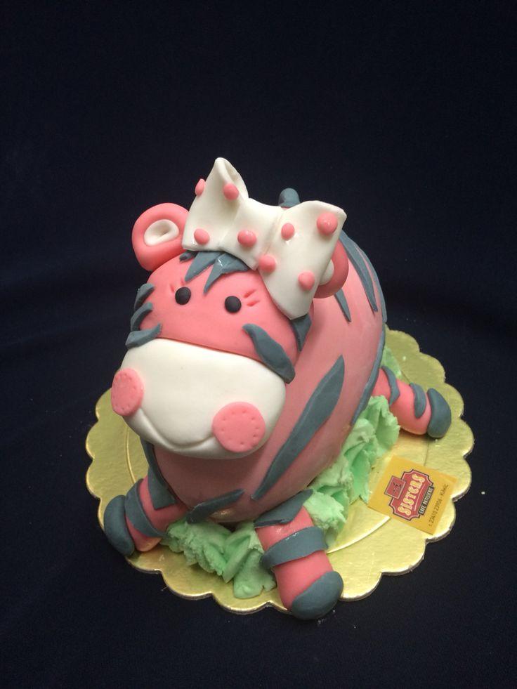 PINK ZEBRA EASTER EGG!