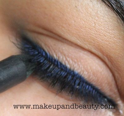 How to Apply Pencil Eyeliner – tutorial