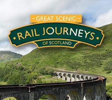 Great Scenic Rail Journeys of Scotland Railpass for Scotland   http://www.scotrail.co.uk/offers/travel-passes/freedom-scotland-travelpass