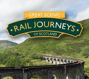 Great Scenic Rail Journeys of Scotland Railpass for Scotland   http://www.scotrail.co.uk/offers/travel-passes/freedom-scotland-travelpass