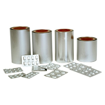 Blister Foil  VIDHATA FOILS manufactures a range of hard Aluminium Foil suitable for blister packing of Pharmaceutical Products such as  Tablet, Capsules, etc., with the following general specification. The final product specifications are made as per agreed contact with the customers.