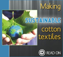 Technologies for Sustainable Cotton Textile Manufacturing