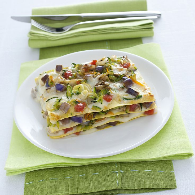 Una variante delle classiche lasagne, in chiave estiva: scopri la ricetta su Sale&Pepe!