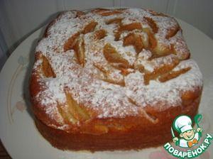 Очень, ОЧЕНЬ вкусный пирог с грушами!!!