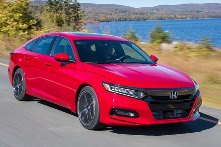 2018 Accord Honda Launches An SUV Counterpunch With Its