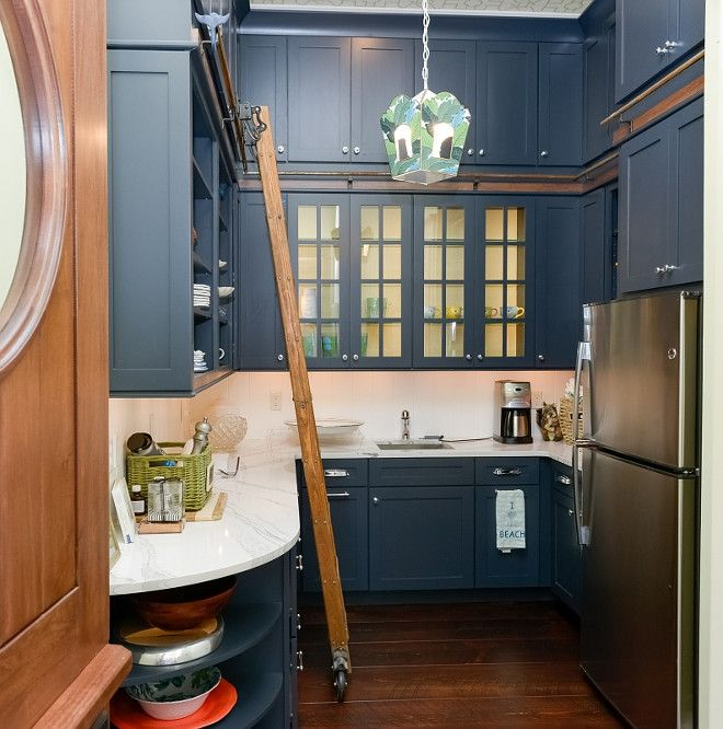 469 best butler 39 s pantry images on pinterest for Sherwin williams cabinet paint
