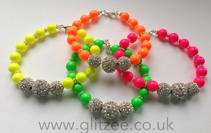 Get ready for summer with the neon brights collection