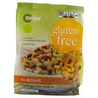 Meijer brand has various gluten pastas