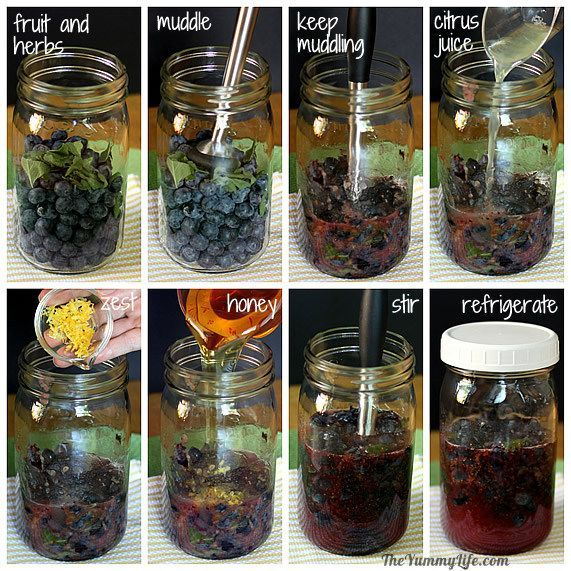 1000+ ideas about Fruit Flavored Waters on Pinterest | Easy Lemonade ...
