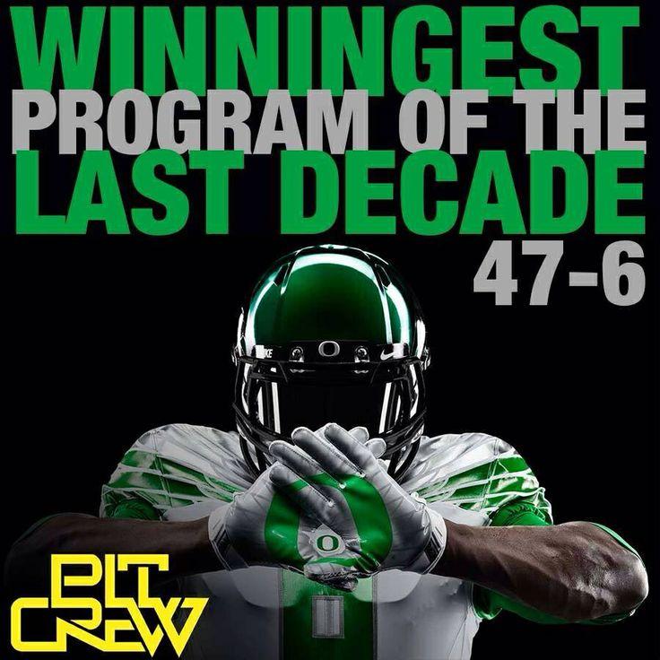 Winningest Football Program of the last Decade! 46-7