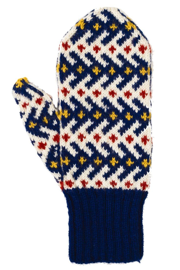 Amazon.co.jp: Mostly Mittens: Ethnic Knitting Designs from Russia: Charlene Schurch: 洋書