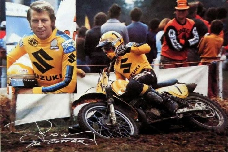 1979- Roger DeCoster Poster
