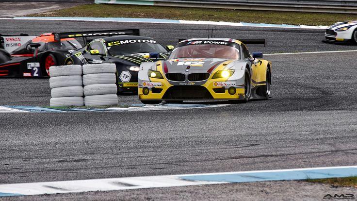 ELMS Estoril'15 // Marc VDS Racing Team BMW Z4 - LMGTE #52