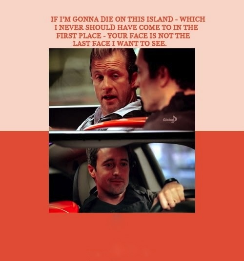 Hawaii Five-O...another fav bromance. These two are beyond hilarious