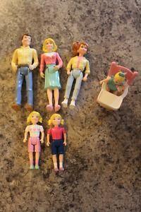 Playskool Dollhouse Family
