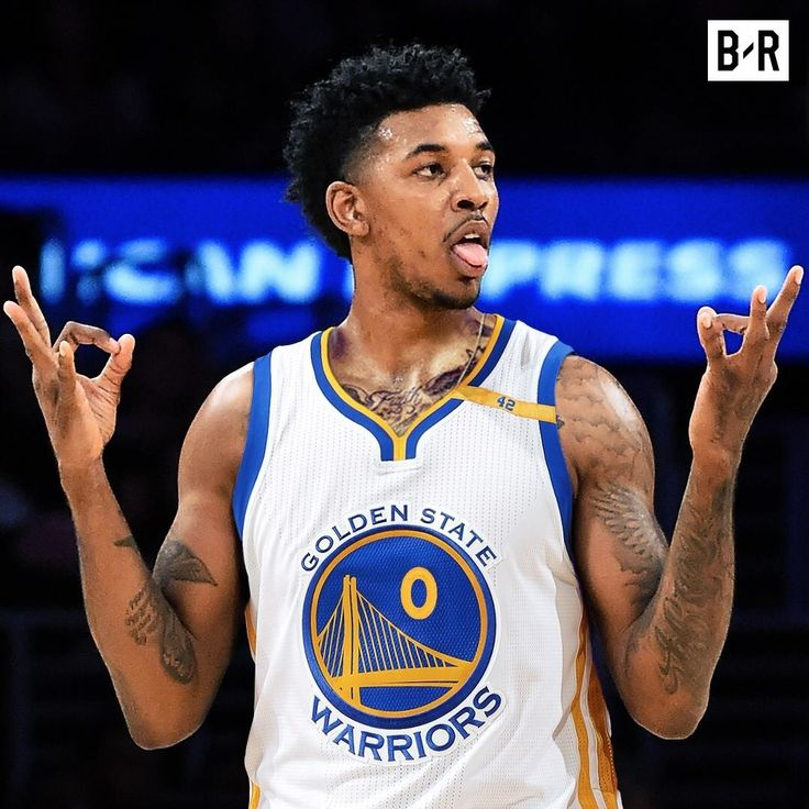 Nick Young is welcomed to the Golden State Warriors