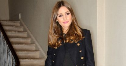 Olivia Palermo and Matthew Williamson at the launch of Savannah Miller's new solo collection 'Savannah' in London.