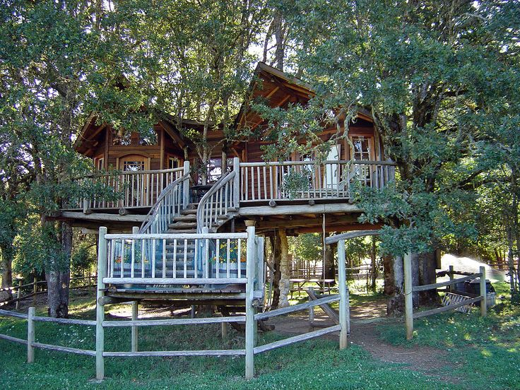 Treehouse Hotel In Oregon Part - 15: If You Ever Travel To Oregon, Check Out This Awesome Hotel/camping  Experience-
