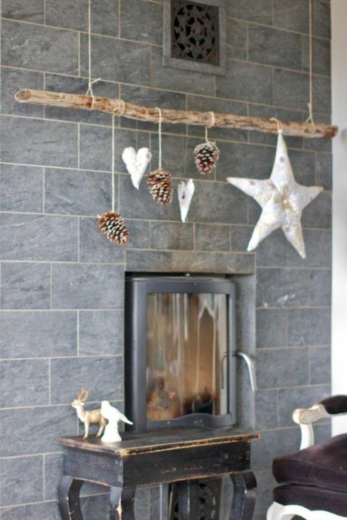 поделки декоративный элемент висит плеть камин украшают деревенские идеи украшения