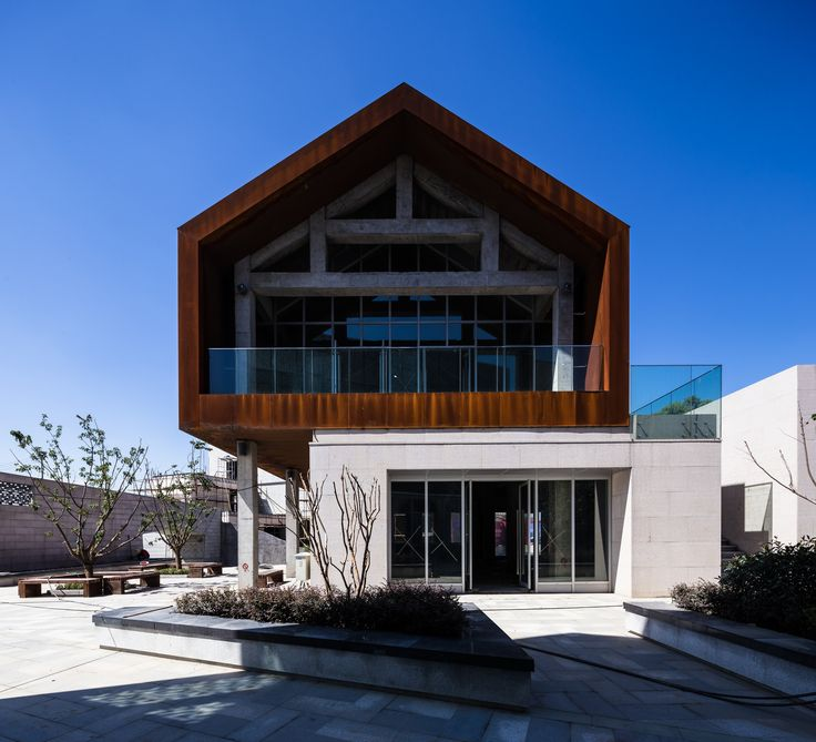 Built by BDCL Design International Co in Yangzhou, China Located in the east of Jianghuai Plain, the city of Yangzhou has long been a land and water transportation hub connec...