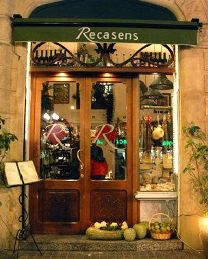 Best Restaurant in Poble Nou  And one of the best in BCN  Rambla Poble Nou, 102  http://www.canrecasens.com/