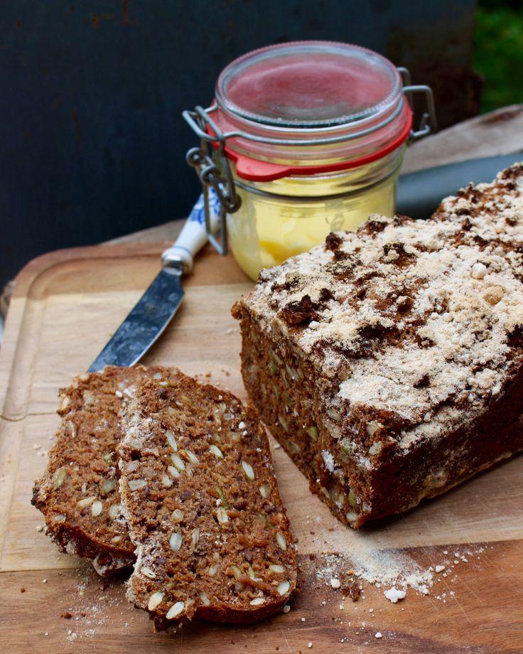 Min nya frukostfavorit. Eftersom att jag gillar att exeprimentera fram recept så har jag ofta olika sorter bröd i frysen. När jag blir brödsugen passara jag på att testa en ny receptidé. Men den hä…