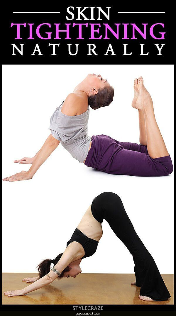 awesome Yoga poses to tighten stomach skin