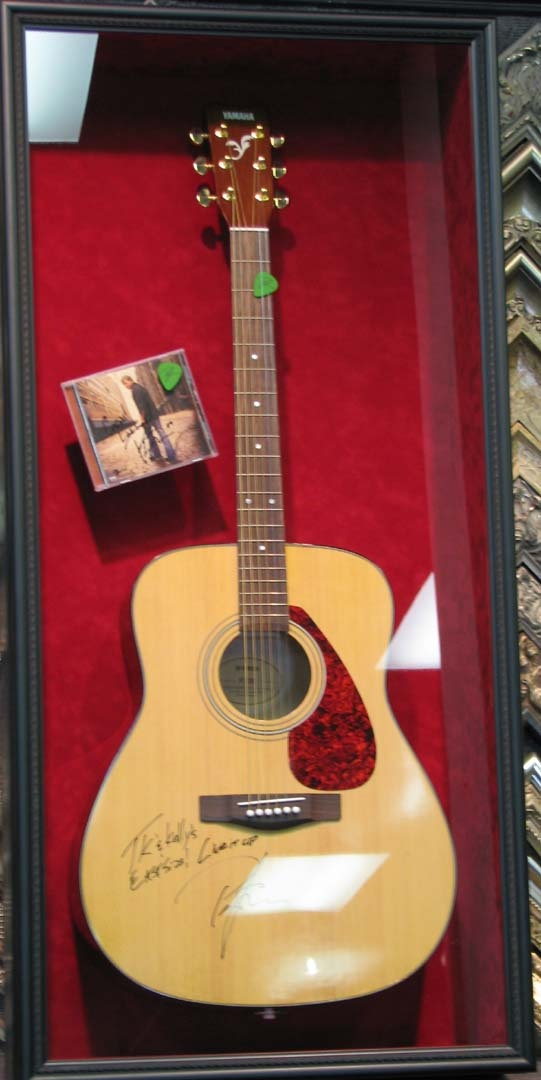 1000 Images About Guitar Shadow Boxes On Pinterest Wall