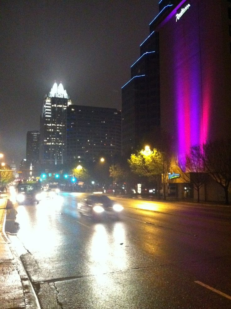 Austin by night :)