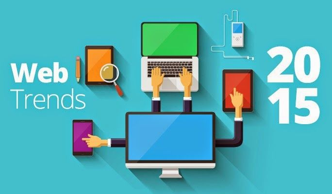 Most Ravishing #Web #Designing #Trends You'd Love to Get on Board This 2015 http://bit.ly/1AnI8Qm
