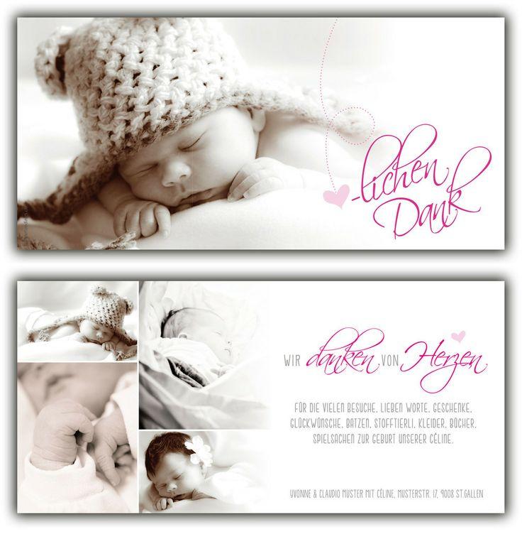 9 besten baby karten bilder auf pinterest baby dankeskarten papier fabrik und schwangerschaft. Black Bedroom Furniture Sets. Home Design Ideas