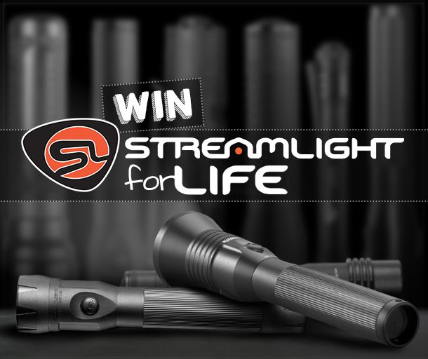 I've entered to win Streamlight for life from TacticalGear.com. Have you? #Streamlight4life