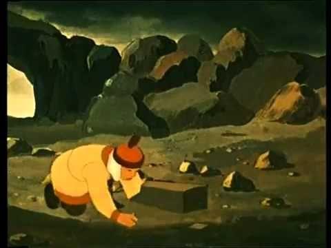 Сердце храбреца, 1951 (мультфильм) - YouTube